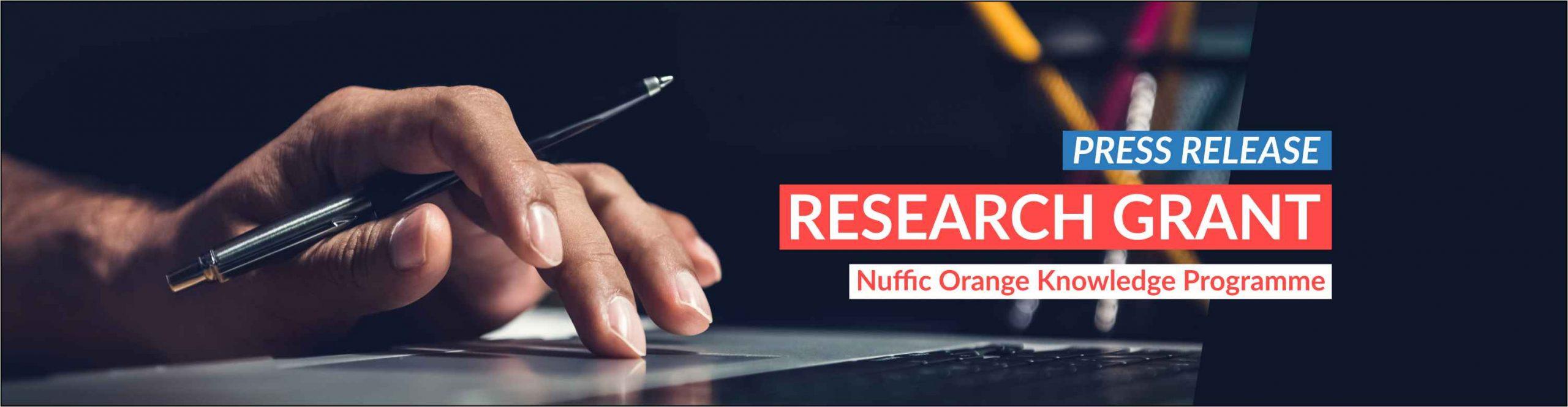 [SIARAN PERS] Proyek Kolaborasi Center for Digital Society dengan Universitas Groningen | Nuffic Orange Knowledge Programme Research Grant