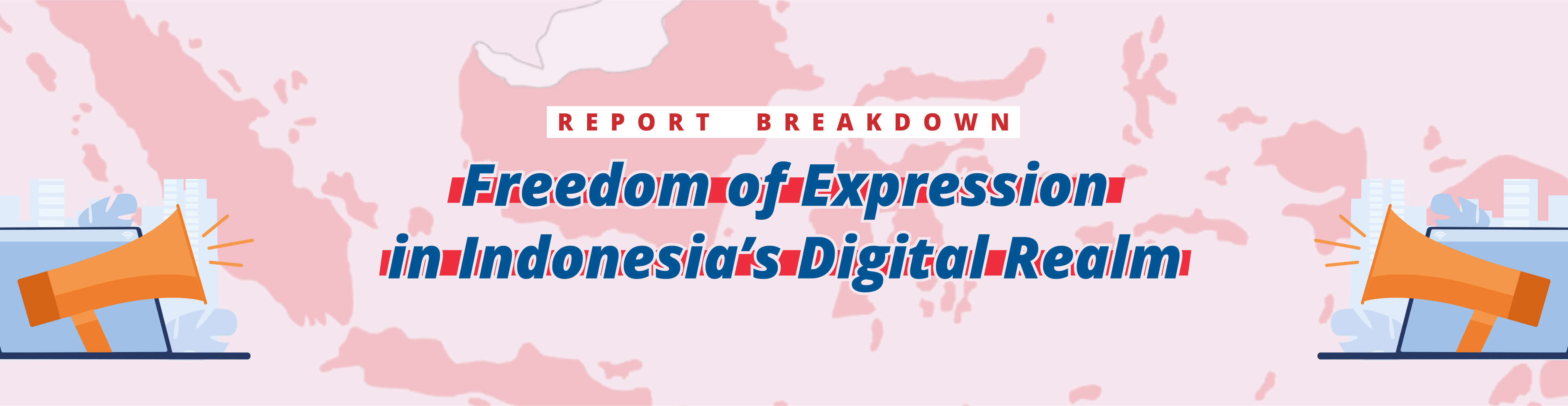 Potret Hak Berekspresi di Ranah Digital Indonesia