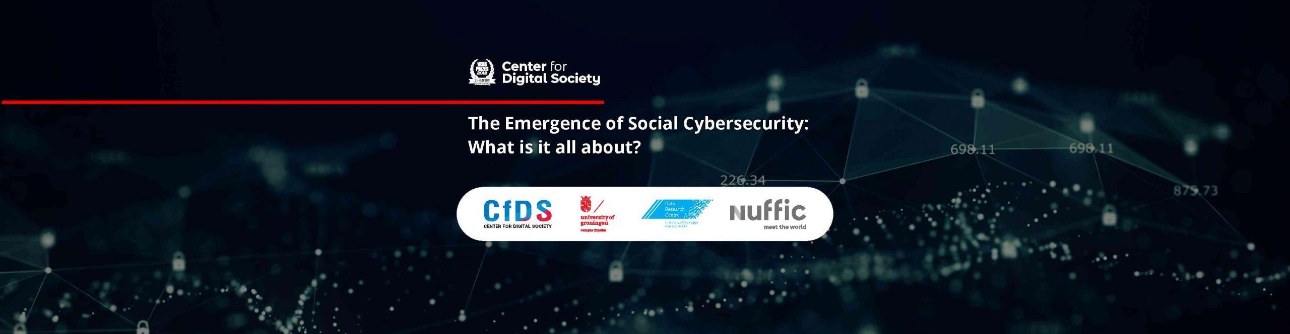 Keamanan Siber Sosial Sebagai Ilmu Baru: Apakah itu?