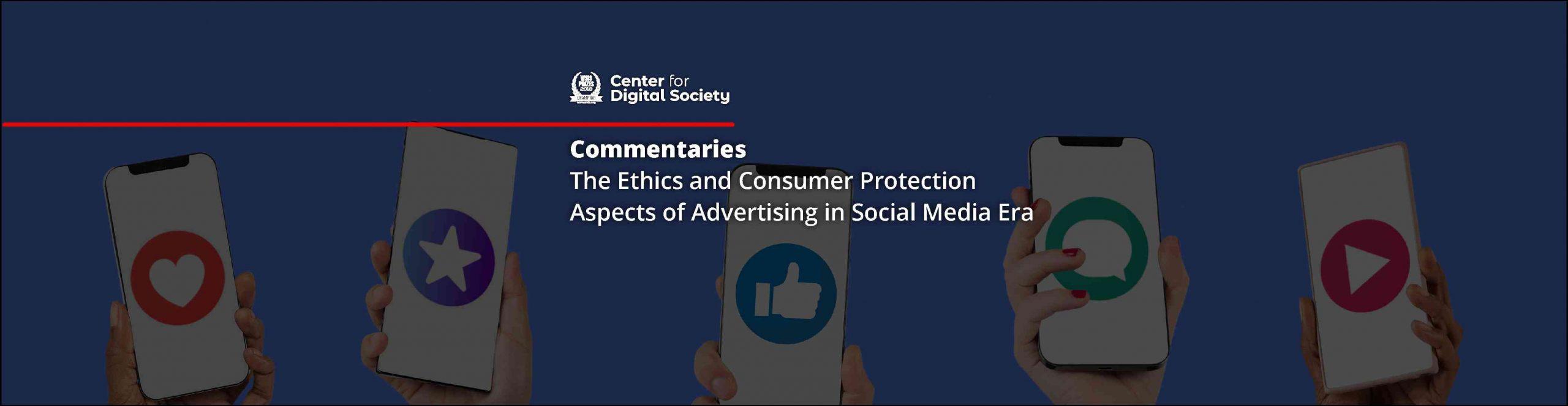 Aspek Etika dan Perlindungan Konsumen Periklanan di Era Media Sosial