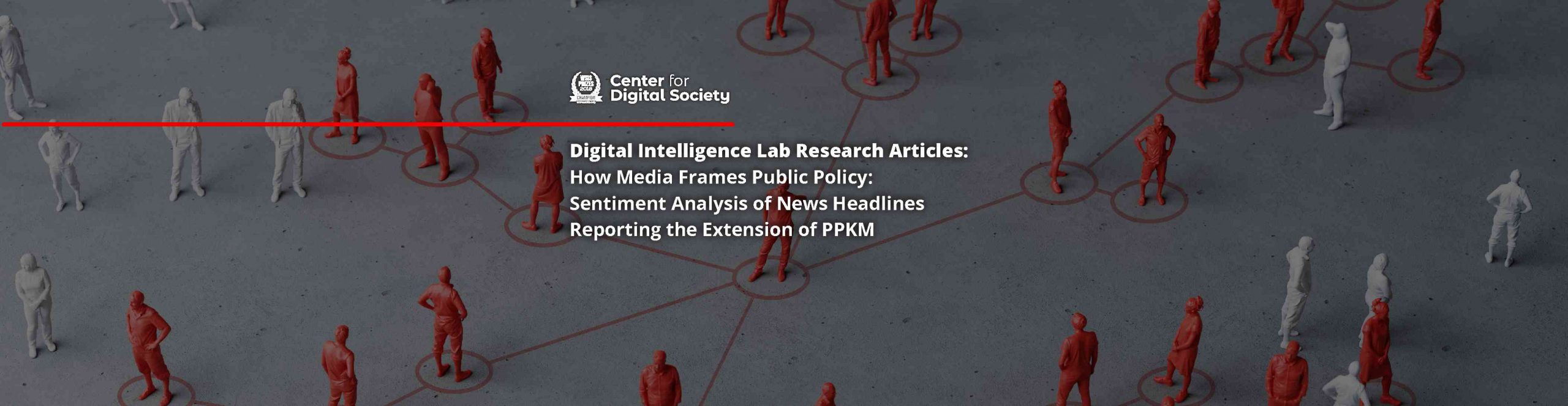 How Media Frames Public Policy: Sentiment Analysis of News Headlines Reporting the Extension of PPKM